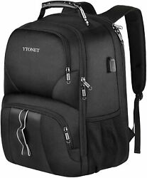 Travel Backpacks for Men Extra Large TSA Friendly Business Anti Theft Durable $36.75