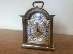 Large....swiza Carriage Clock With Alarm...fully Working...