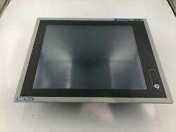 Allen Bradley Model 1700p Solid State Touch Panel Series E