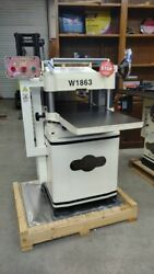 Shop Fox 15 Helical Head Planer 3hp 230v - Display Special