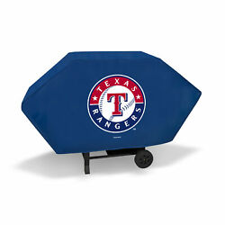 Grilling - Texas Rangers Executive Grill Cover Blue