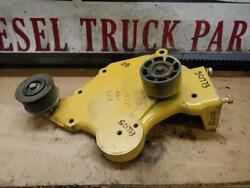 Used Caterpillar C15 Diesel Engine Front Accessory Drive Bracket Part 145-9331