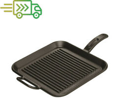 Lodge 12 Inch Square Cast Iron Grill Pan. Ribbed 12-inch Square Cast Iron.....