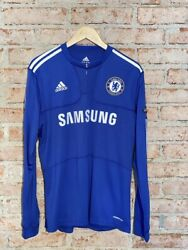 Chelsea 2009 Adidas Home 8 Lampard Matchworn Champions League Signed Rare