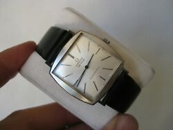 Rare Omega De Ville Midsize Mid Size Automatic Kennedy Watch 31mm Serviced