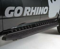 Go Rhino 69412680t Rb20 Running Boards Protective Bedliner Coating