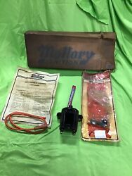Vintage Mallory Ignition 29040 Small Engine Cd Magneto