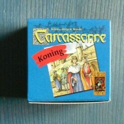 Carcassonne King And Scout Dutch Edition
