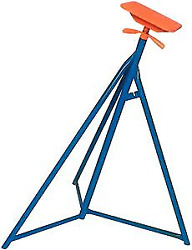 Brownell Sail Boat Stands Sb1 Size 64 Inches - 79 Inches New Set Of 5