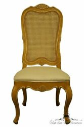 Henredon Furniture Louis Xvi French Provincial Cane Back Dining Side Chair 95...