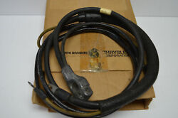 Nos 1966 Dodge Chargercoronetplymouth Belvederesatellite Pos Battery Cable