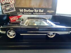 Ertl Collectibles 118th 1960 Starliner Hot Rod From Grease The Movie Mib