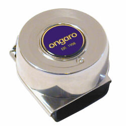 10035 Ongaro Mini Compact Single Horn 12v