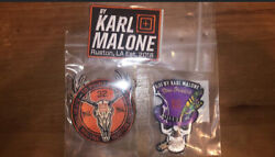 5.11 Tactical Karl Malone Patch Trio Bnib Patches