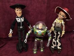 Disney Store Limited Edition Toy Story 3 Talking Jessie Collector Doll 149/2010