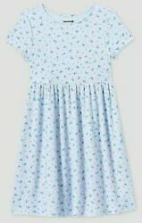 Small Women#x27;s Short Sleeve Waffle Knit Babydoll Dress with Pockets Wild Fable $15.00
