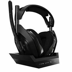 Astro Gaming A50 Wireless + Base Station For Playstation 5 One Size Black