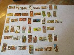 1974 Brooke Bond Red Rose Tea Cards, Indians Of Canada, 47 Of 48, Very Good Set