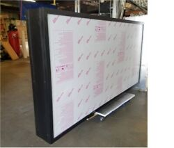 Double Sided Outdoor Led Light Box Sign Signs 36x96x10and039and039 Extruded Aluminum