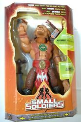 Small Soldiers Talking Archer Ovp Actionfigur