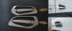Mercedes Actros Mp4-mp5 Door Handle Covers Super Polished Stainless Steel 4 Pcs.