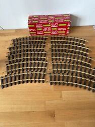 Lgb No 1100 12 Pc Curved Tracks R - 600mm G Scale New