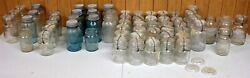 Ball Atlas Kerr Drey Wire Bail And Screw Top Canning Jars Quart And Pint 61 Pieces
