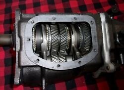 T10 4 Speed Ford Falcon Wide Ratio 2.74 Rebuilt 1 Year Warranty Narrow Bolt