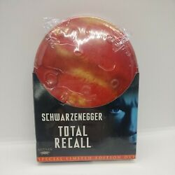 New- Total Recall Dvd, 2001, Special Limited Edition Collector Tin