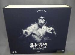 Hot Toys Bruce Lee Enter The Dragon 1/6 Scale Collectible Figure Dxo4 With Box