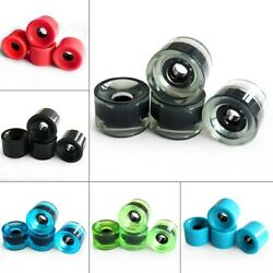 Skateboard Wheels Accessories Tires Roller Spare Replacement Sports Pu