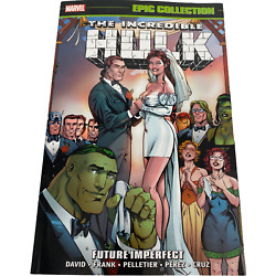 Incredible Hulk Future Imperfect Tpb Marvel Epic Collection V 20 92-94' 407-419