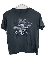 Harry Pottery Hedwig Tshirt In Gray Childrens Size Large