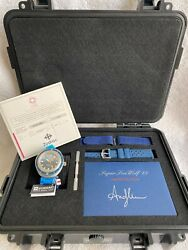 Zodiac Super Sea Wolf 68 Zo9508 Limited Edition Andy Mann Only 182 Made New