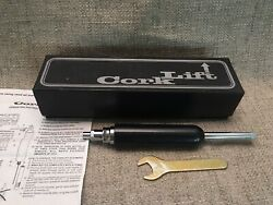 Vintage W Germany Cork Lift Automatic Injection Wine Openers By Wecomat