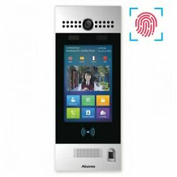 Akuvox Tfe R29ct Sip Android Door Phone With Finger Print And Facial