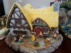 Olszewski Complete Snow White Collection, Including All 11 Figurines