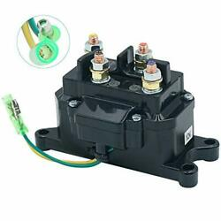 Atv Winch Solenoid 12v Solenoid Relay Contactor Winch Switch For Warn 2875714/