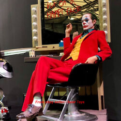 1/3 Queen Studio Joaquin The Joker Rooted Hair Statue Limited Resin Model