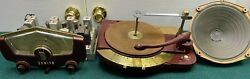 Zenith Am/fm Radio Cobra-matic Record Player Turntable Console H88orz 8h20z