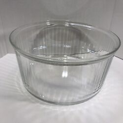 Galloping Gourmet Convection Oven Ax-707 Replacement Glass Bowl - W0