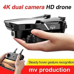 S62 Foldable Rc Drone 6-axis Gyroscope 1080p Wifi Fpv 4k Camera Remote G5l3