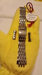 Breitling Navitimer Montbrillant 20mm Bracelet Band Strap 100authentic Preowned