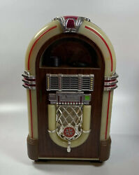 Mini Radio Cassette Jukebox Jb1 By Ima As-is For Parts. Read
