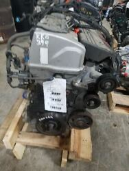 Engine 2.4l Vin 4 6th Digit Coupe Si Fits 12-15 Civic 1859684