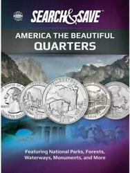 Whitman Search And Save America The Beautiful National Park Quarters Book