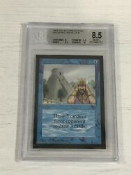 Mtg Magic The Gathering Ce Collectors Edition Ancestral Recall Bgs 8.5