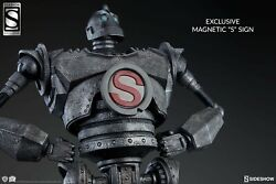 Sideshow Exclusive Iron Giant Movie Statue Maquette Figure Diorama Statue Sealed