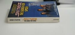 The Search For Spock By Vonda N. Mcintyre - 1984 First Print - Paperback
