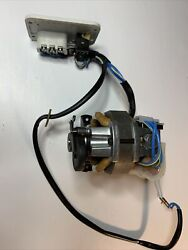 Elna Tavaro S/a Sewing Machine Motor With On/off Switch And Electrical Receiver